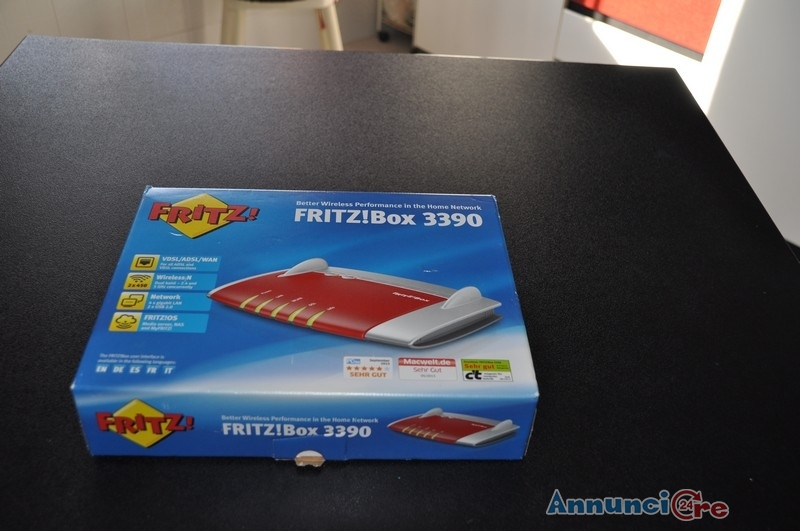 Router Fritz!Box 3390